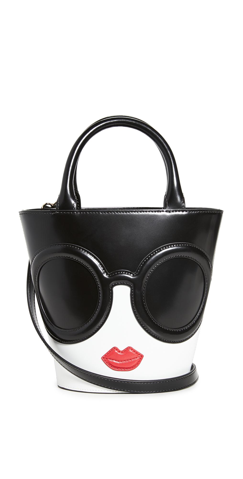 alice + olivia Spencer Stace Face Bucket Bag