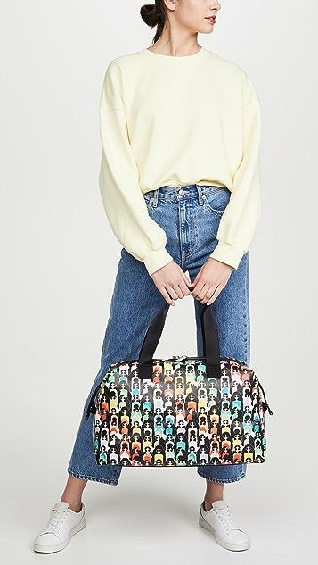 alice + olivia Marissa Medium Weekender Bag