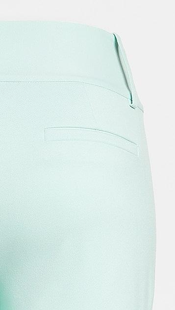 alice + olivia Stacey 修身九分裤