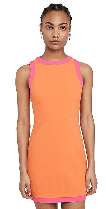 alice + olivia Truly Dress - Monarch/Wild Pink