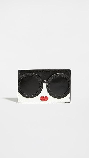 alice + olivia Sara Card Case