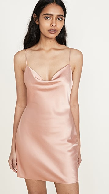 alice + olivia Harmony 垂褶衬裙