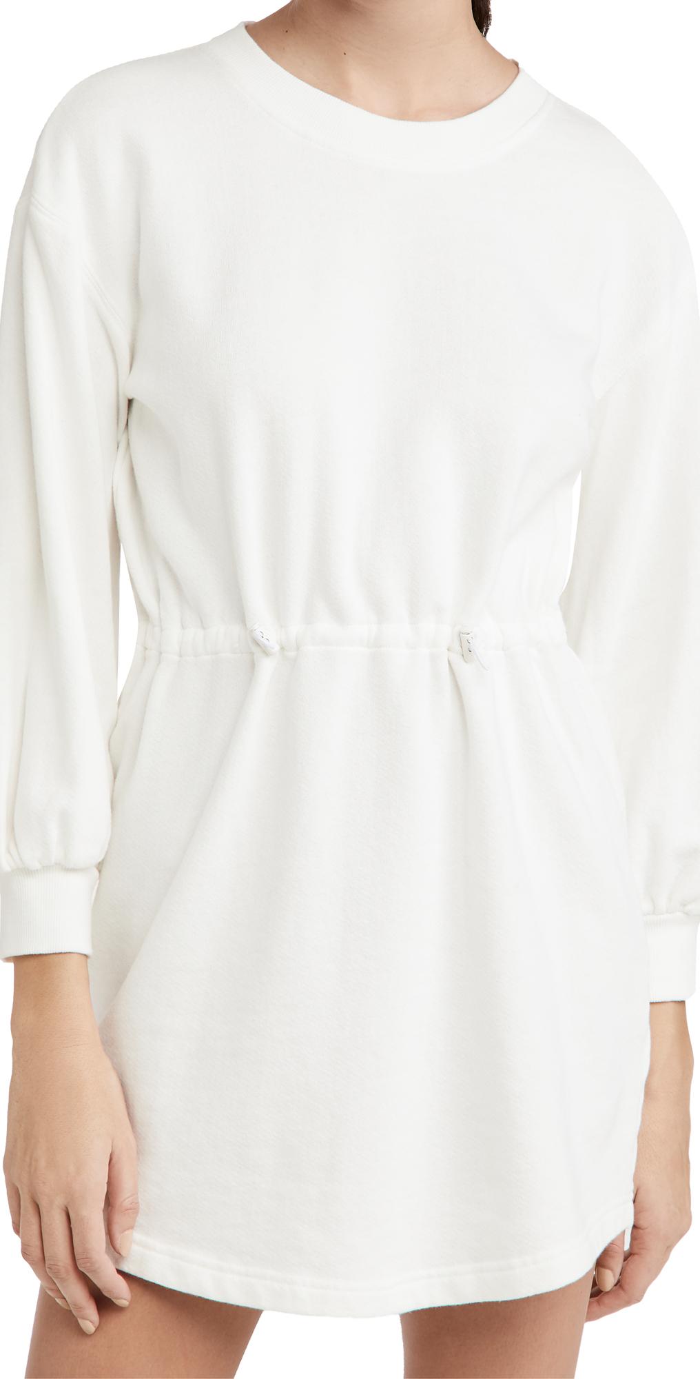 alice + olivia Heeda Drop Shoulder Toggle Dress