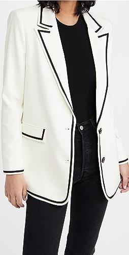 alice + olivia - Elna 长款西装外套