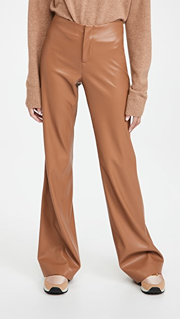 alice + olivia Lorinda Super High Waisted Pants