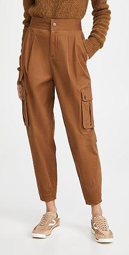alice + olivia - Clarkson Ankle Cargo Pants