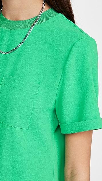 alice + olivia Catalina T 恤连衣裙