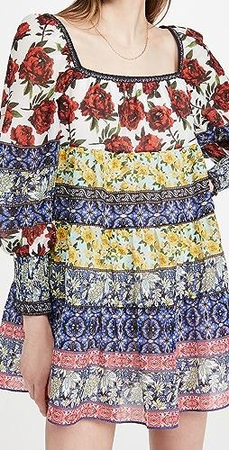 alice + olivia - Rowen 长衫式连衣裙