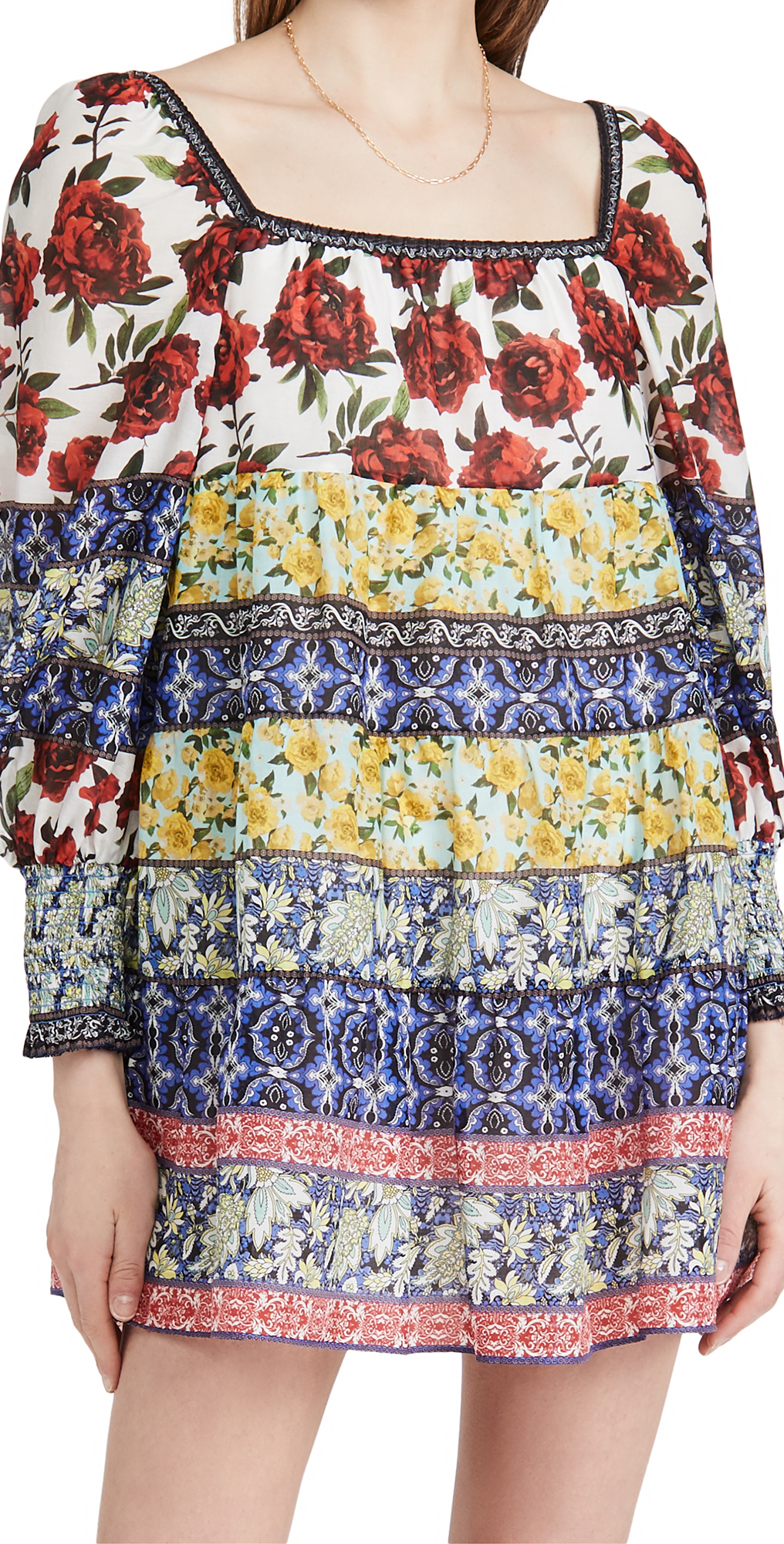 alice + olivia Rowen Tunic Dress