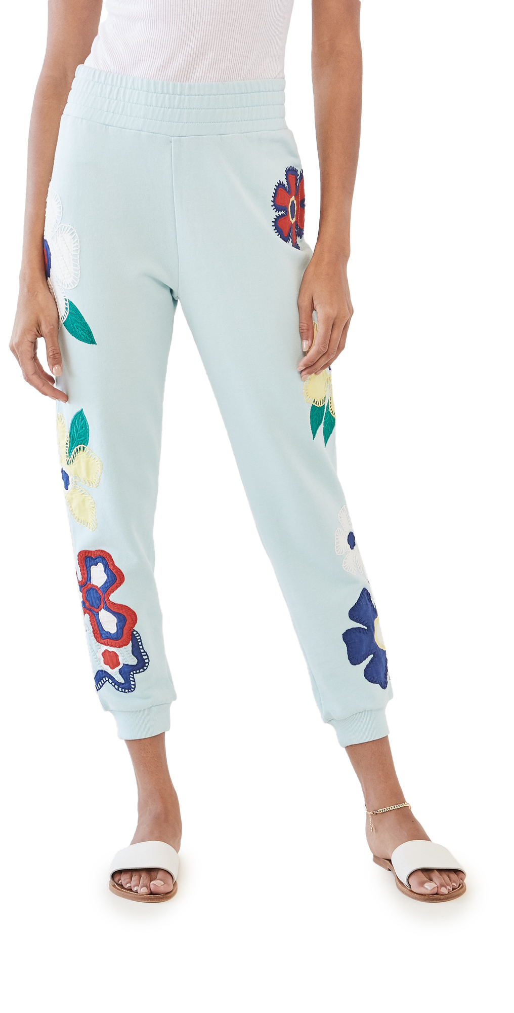Alice And Olivia Cottons NYC SLIM JOGGERS