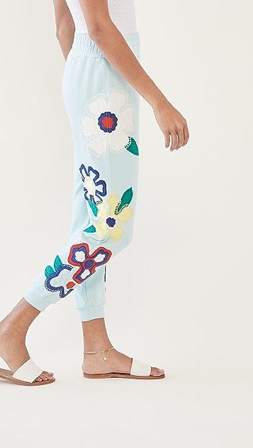 alice + olivia NYC 修身慢跑裤