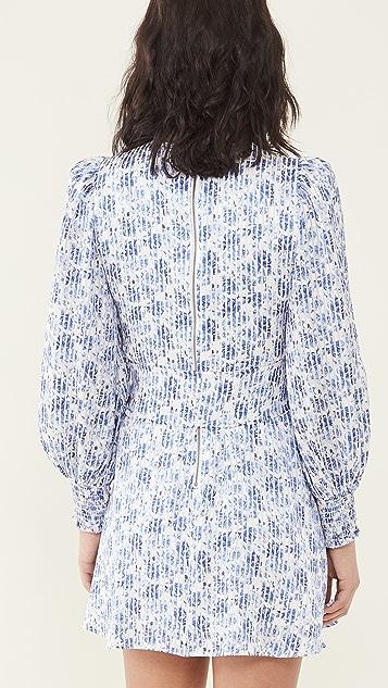 alice + olivia Molli Dress with Belt
