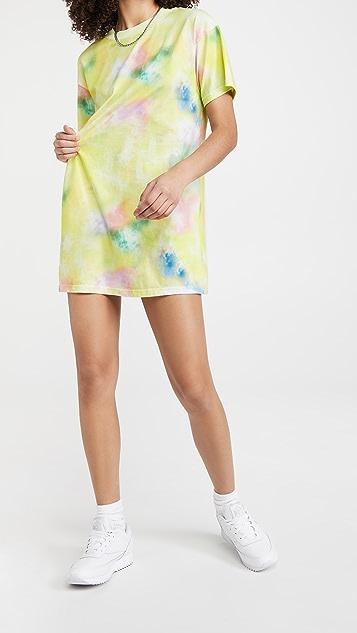 alice + olivia Garner Boxy T-Shirt Dress