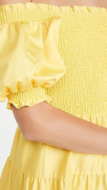 alice + olivia Elizabeth Mini Dress