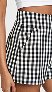 alice + olivia Donald 短裤
