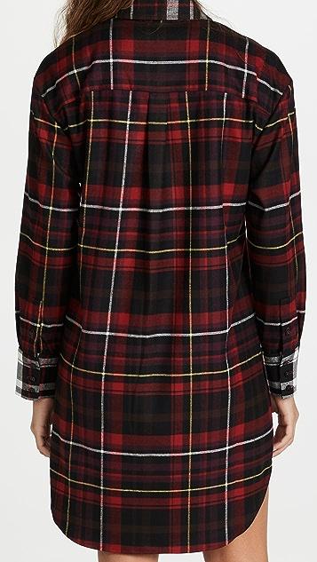 alice + olivia Hallie Shirt Dress
