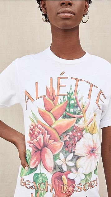Aliette Resort Tee