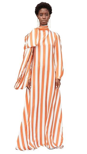 Aliette Madinina Bow Dress