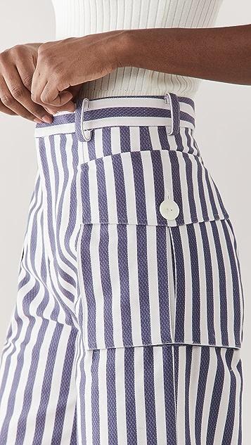 Aliette Monaco Trousers