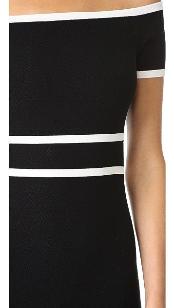 Ali & Jay Off-Shoulder Sweater Dress