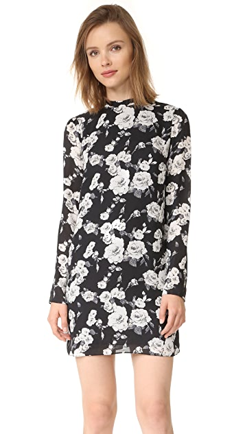 Ali & Jay Floral Mini Dress