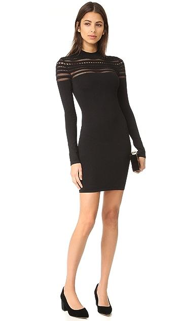 Ali & Jay Yoke Mini Dress