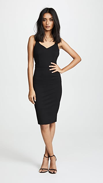 Ali & Jay First Date Midi Dress