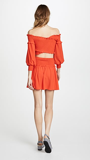 Ali & Jay Bumble Date Two Piece Dress
