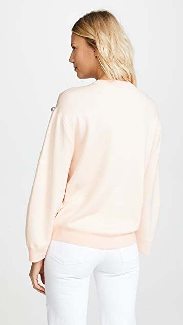 Adam Lippes Double Face Sweater