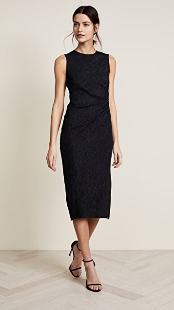 Adam Lippes Sleeveless Gathered Dress
