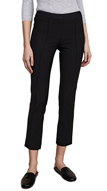 Adam Lippes Slim Ankle Pants