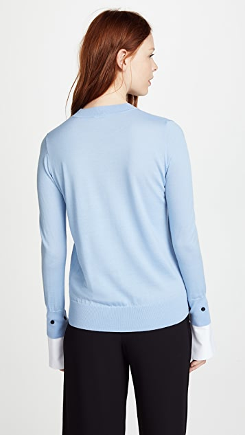 Adam Lippes Merino Wool Sweater