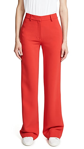 Adam Lippes Relaxed Wide Leg Pants