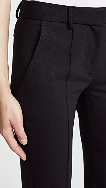 Adam Lippes Tuxedo Pants