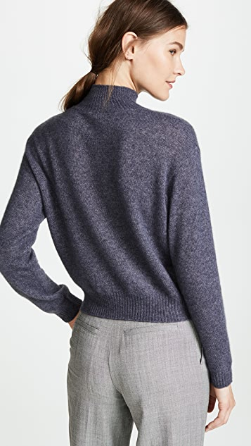 Adam Lippes Cropped Sweater