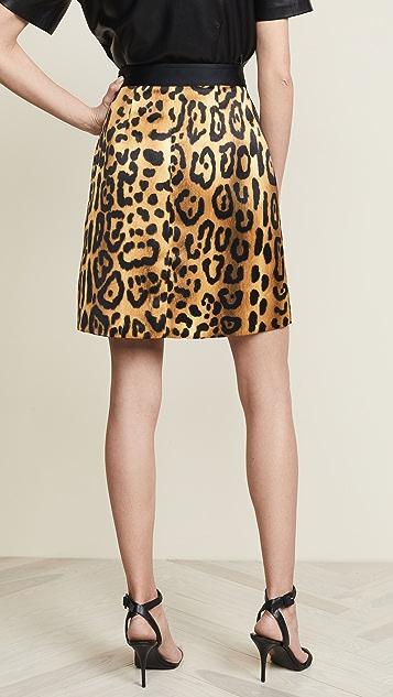 Adam Lippes A Line Miniskirt