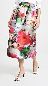 Midi Ball Skirt