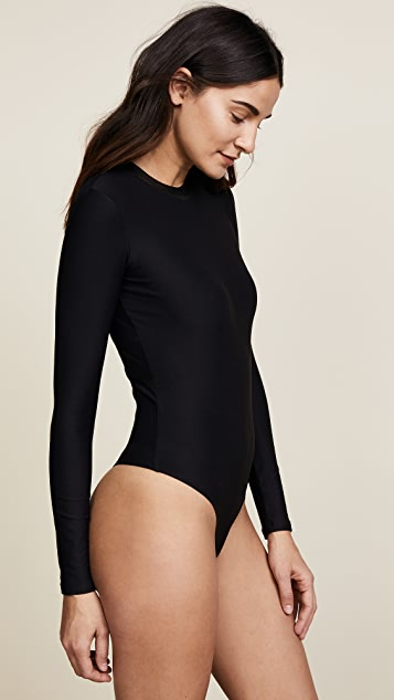 Alix Classic Collection Chloe Thong Bodysuit