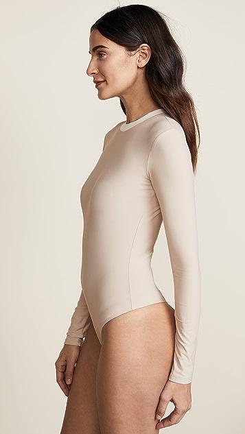 Alix Classic Collection Chloe Thong Bodysuit