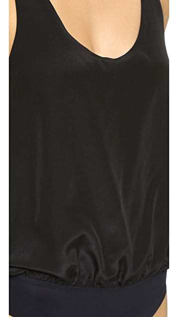 Alix Classic Collection Ella Thong Bodysuit