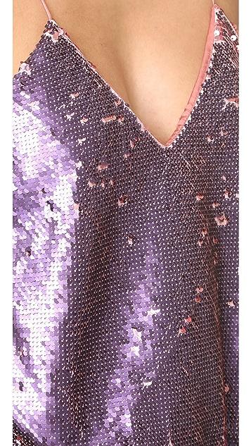 Alix Lewis Sequin Bodysuit