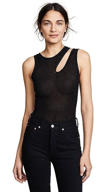 Alix Astor Glitter Bodysuit