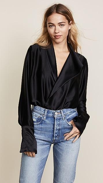 Alix Reade Bodysuit - Black