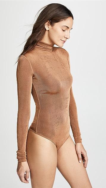 Alix Hoyt Thong Bodysuit