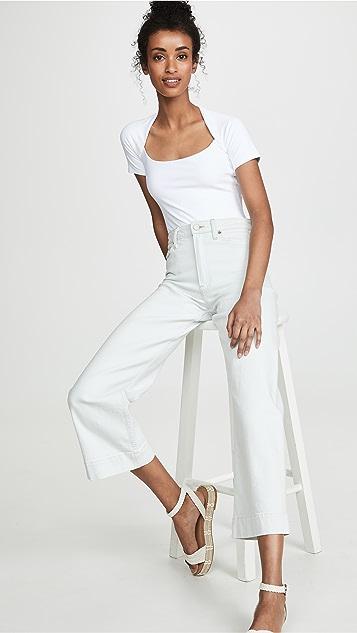 Alix Tudor Thong Bodysuit