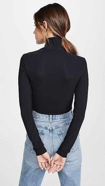 Alix Warren Thong Back Bodysuit