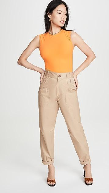 Alix Lenox 丁字裤紧身连衣裤