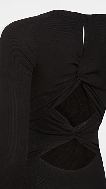 Alix Coles Thong Bodysuit