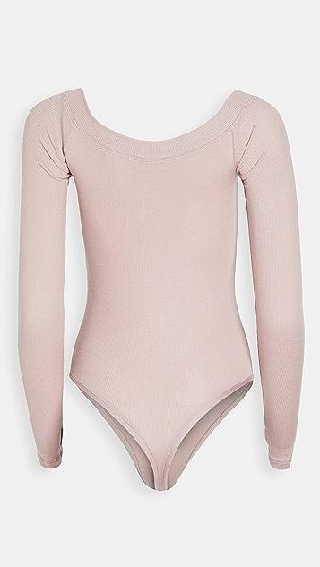 Alix Sutton Thong Bodysuit