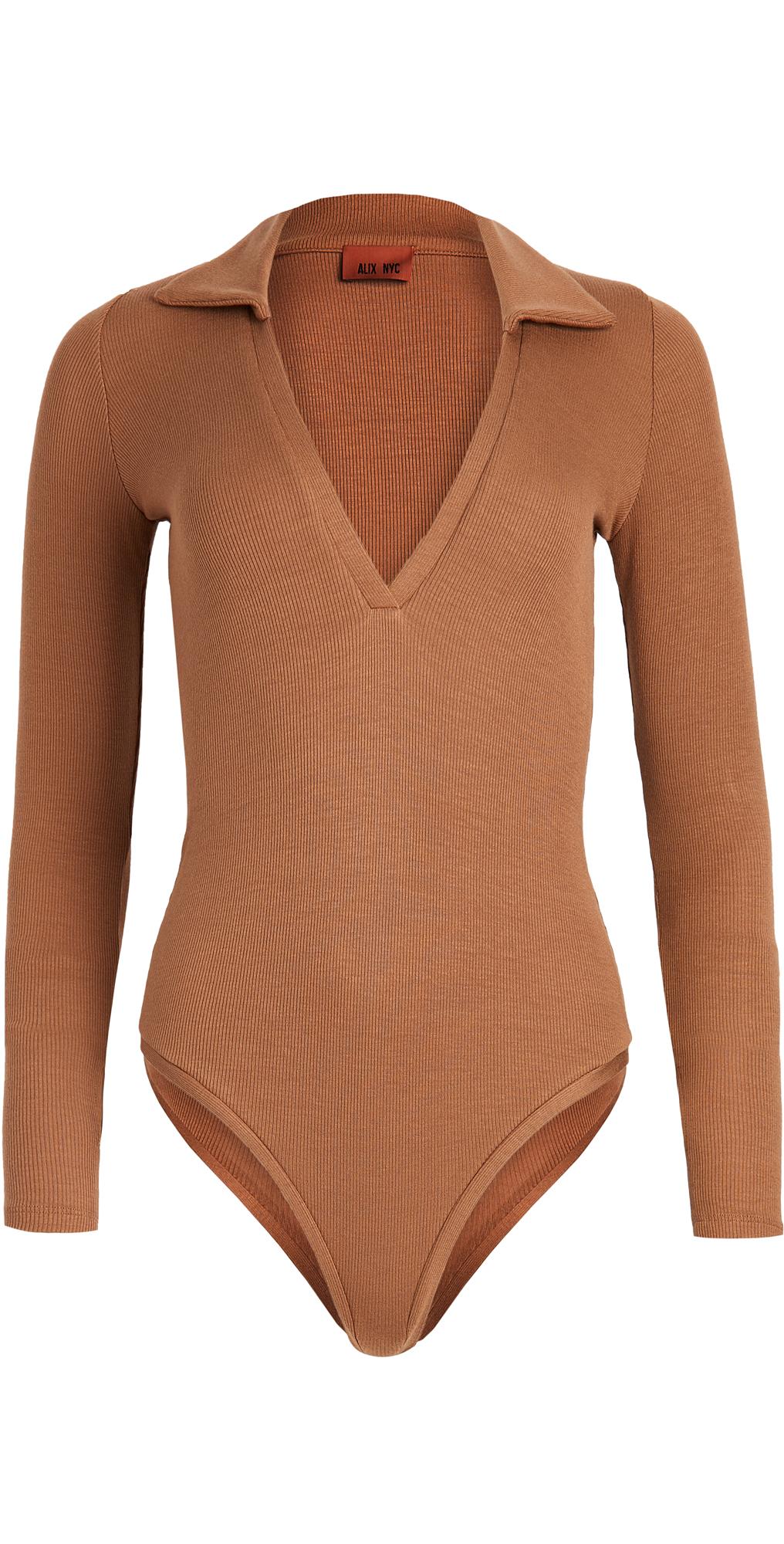 Alix Monterey Bodysuit